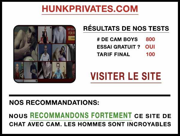 Aperçu du site de cam HunkPrivates