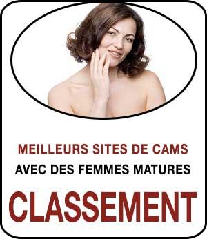 Sites de cams pour femmes matures
